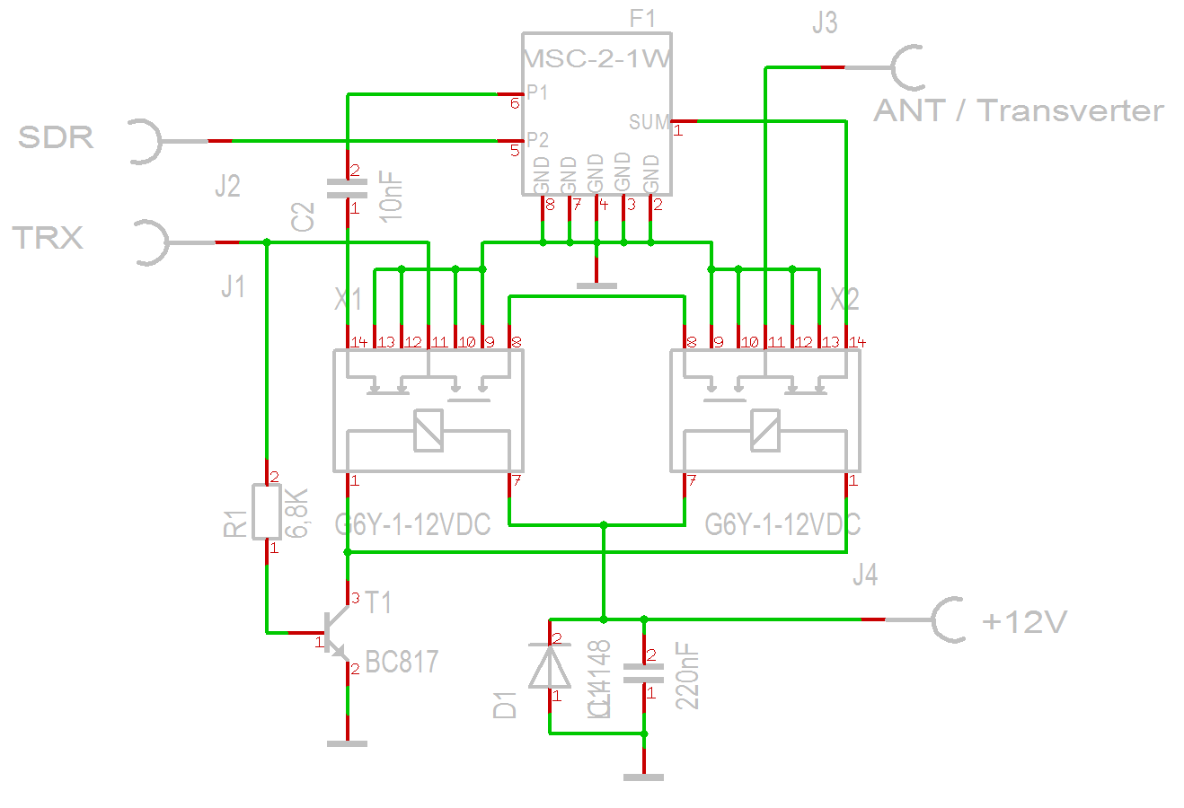 Schematic Diagram For Rf Modulator on tube am radio transmitter circuits